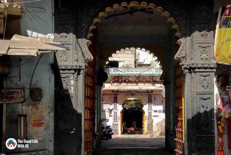 Archway - Udaipur