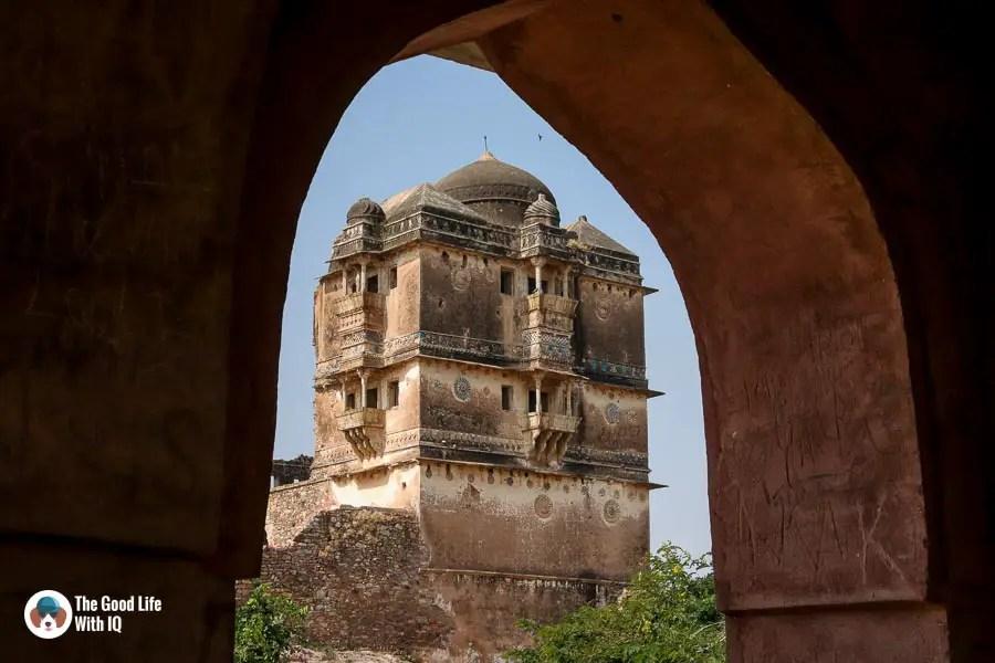 Old mansion - Chittorgarh