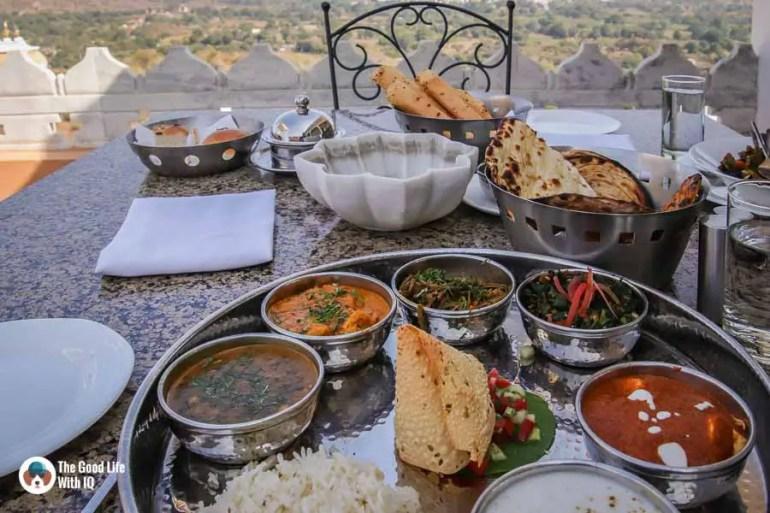 Thali - Udaipur