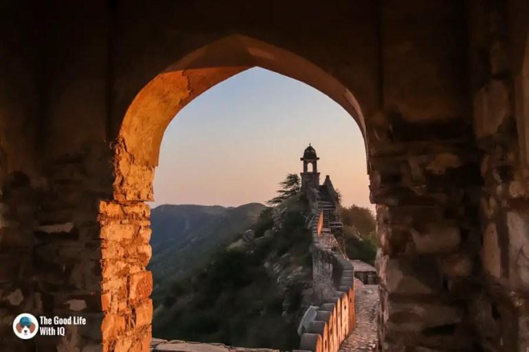 Watctowers, Amer, Jaipur