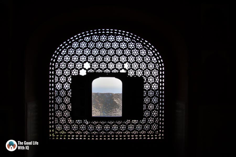 Screen window, Jaipur