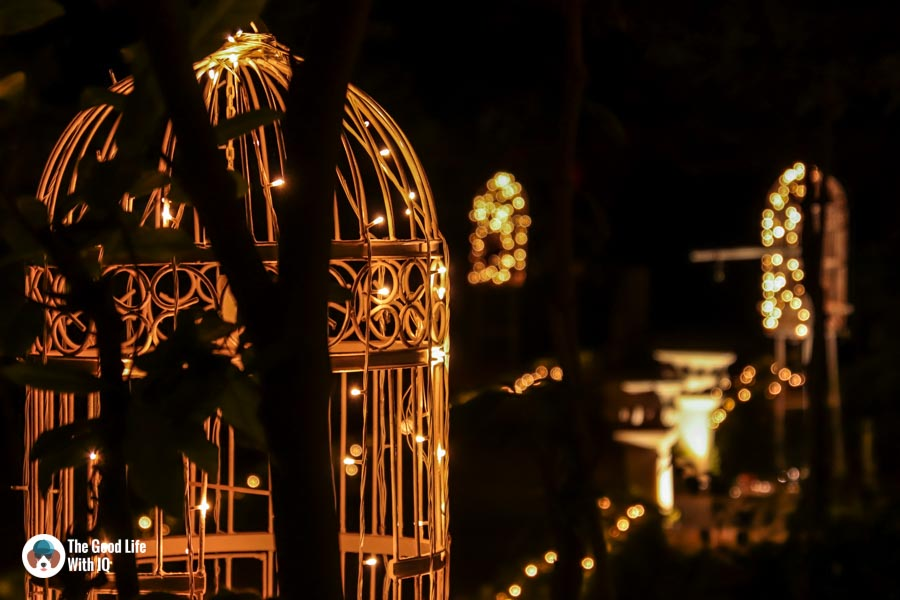 Garden lights, Jaipur