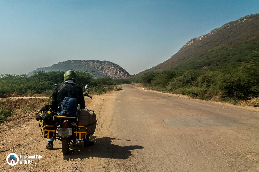 Video diary: Southern Rajasthan on two wheels