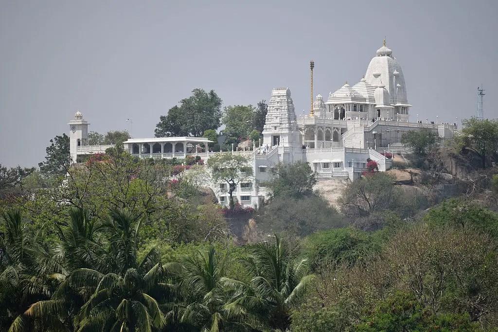 Birla Mandir - Hyderabad itinerary