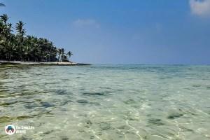 Lakshadweep - Chicken neck beach, Kavaratti
