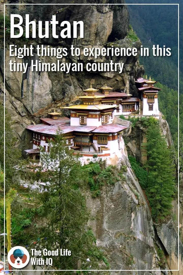 Pinterest thumbnail - Bhutan