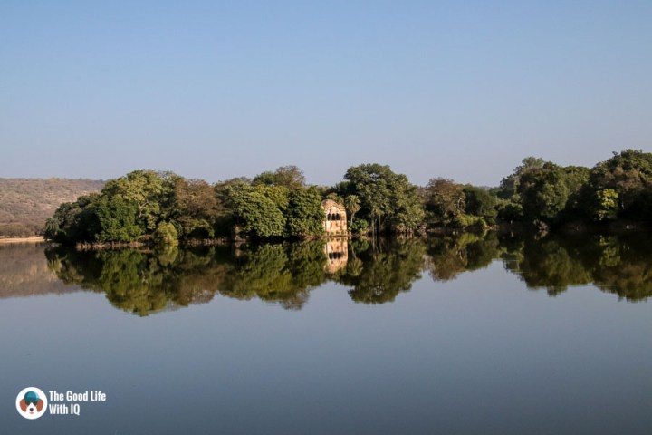 hunting lodge - Ranthambhore safari