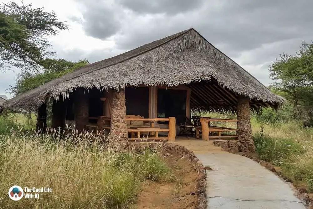 Kenya safari - Amboseli - Camp
