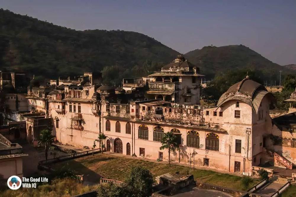 Moti Mahal palace, Bundi