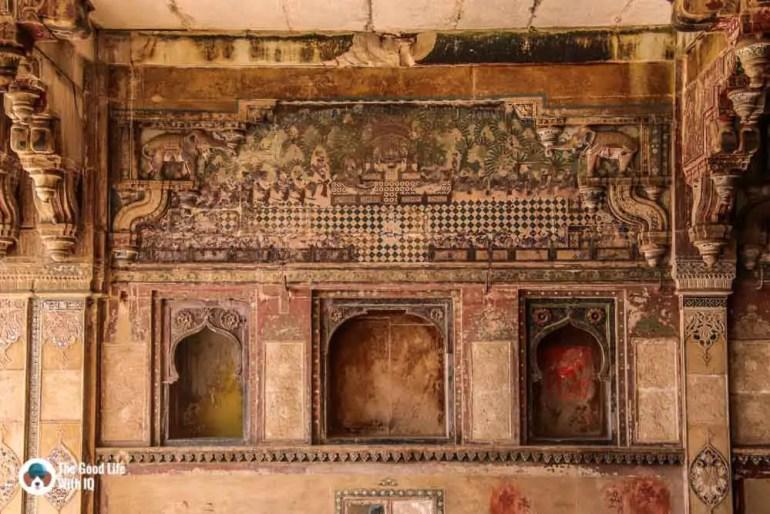 Sheesh Mahal, Garh Palace, Bundi