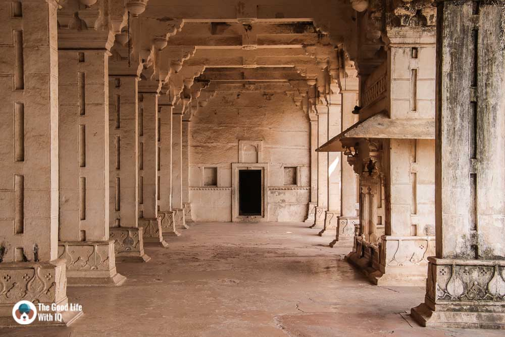 Audience hall, Garh Palace, Bundi