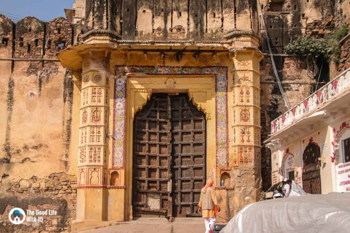 Main gate, Garh Palace, Bundi