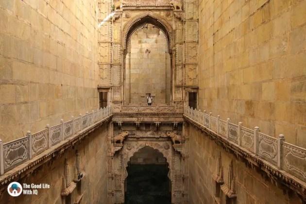 Balconies, Raniji ki Baodi, Bundi - Offbeat places in Rajasthan