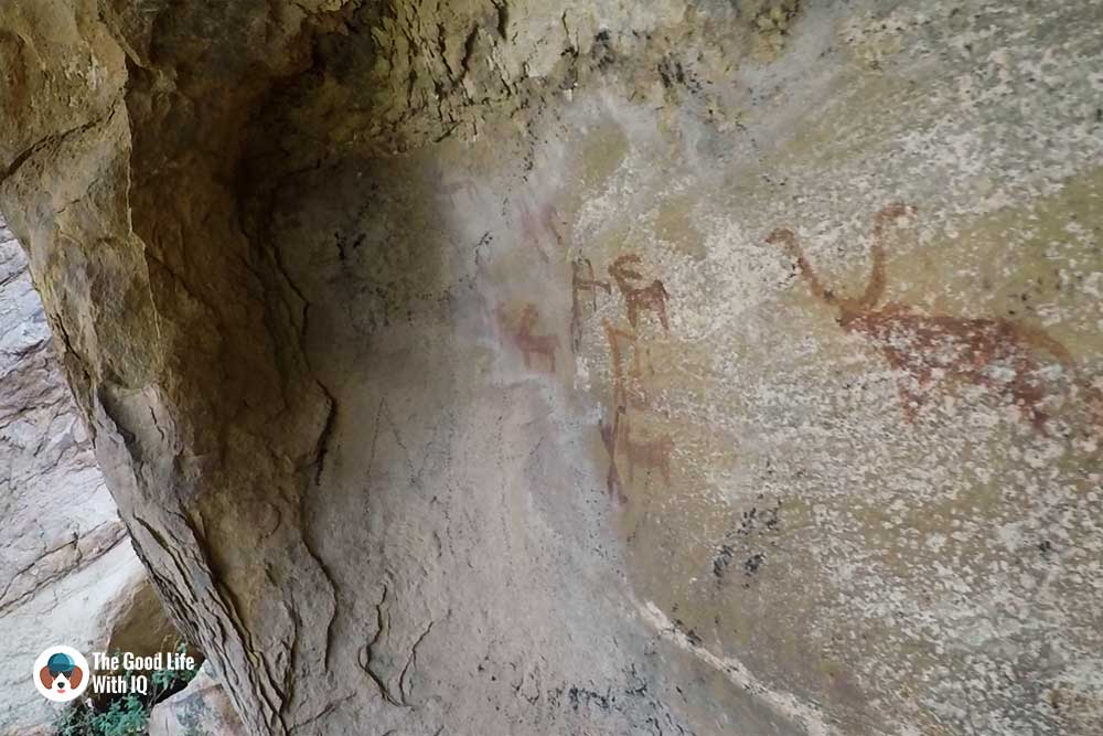 cave painting, Bundi