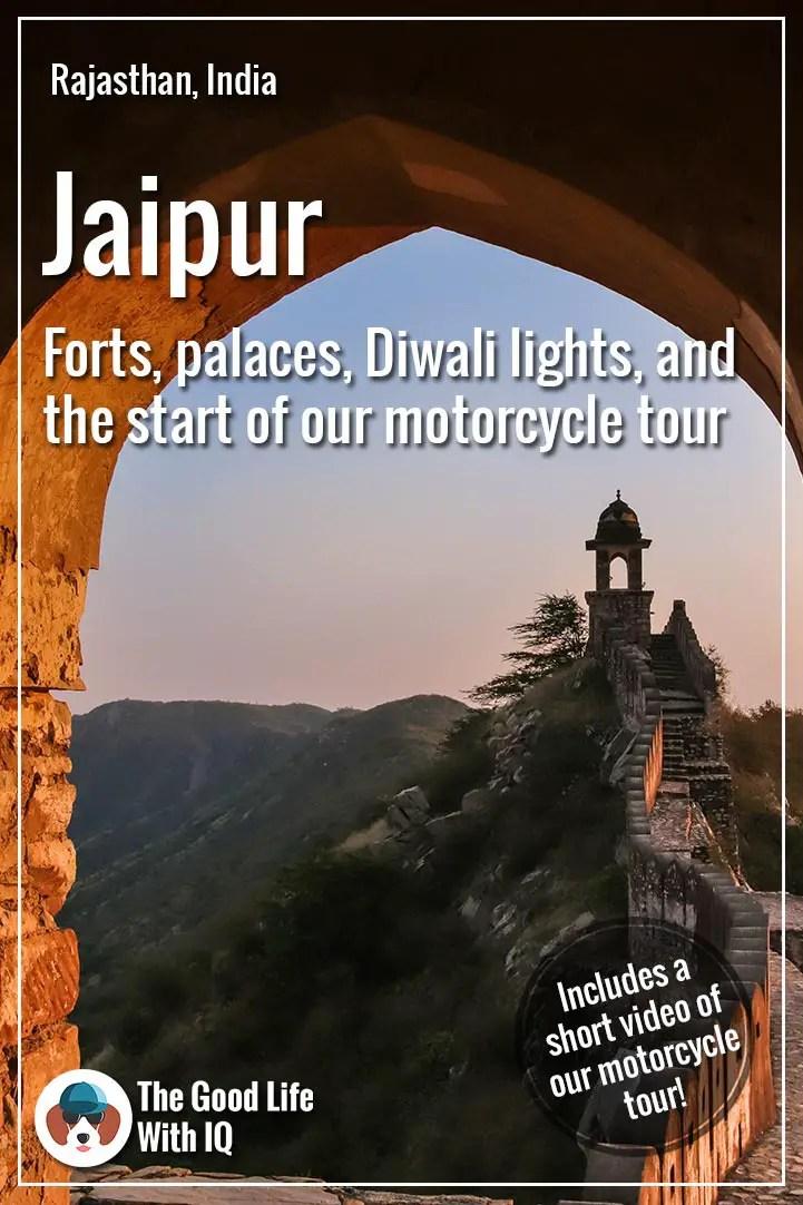 Pinterest thumbnail - Jaipur