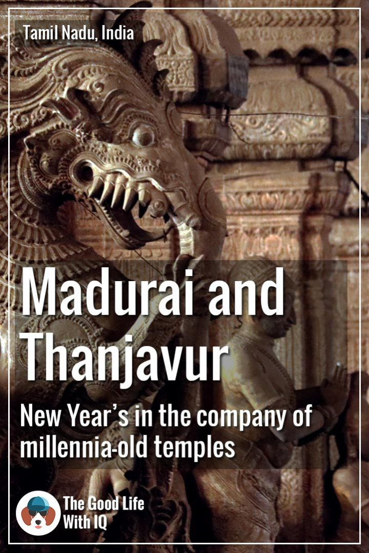 Pinterest thumbnail - Madurai and Thanjavur