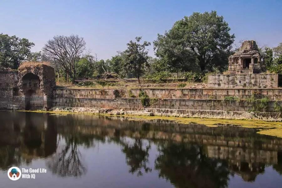 Chittorgarh Fort - Bhimlat kund