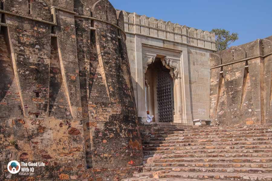 Chittorgarh Fort - Suraj Pole gate
