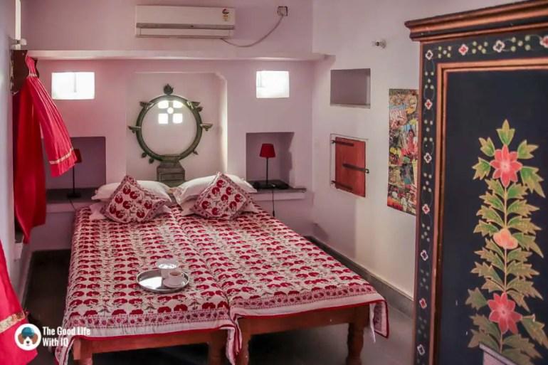 Room in Padmini Haveli