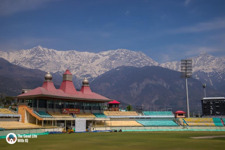 HPCA stadium, Dharamshala