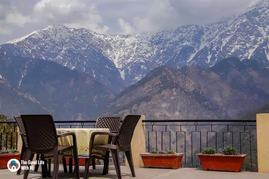 Udechee Huts, Naddi, McLeodGanj, Dharamshala - nice places to stay
