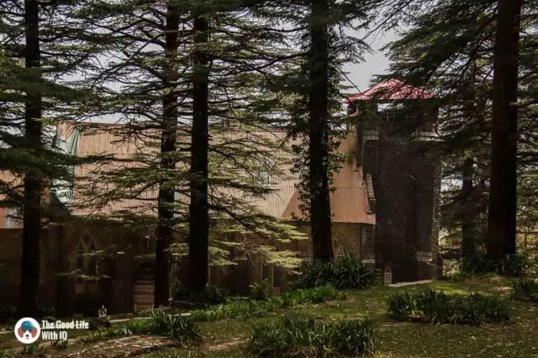 Church, McLeodganj, Dharamshala