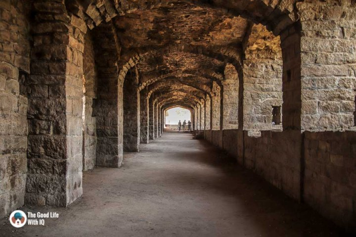 Arched hall, Nagina Bagh