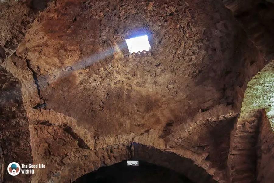 Skylight, Ramdas prison, Bala Hisar