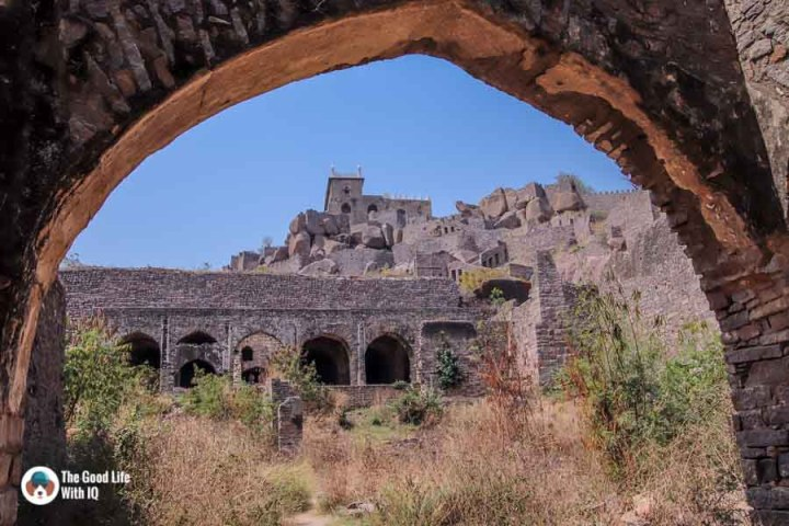 Rediscovering the secrets of Golconda Fort