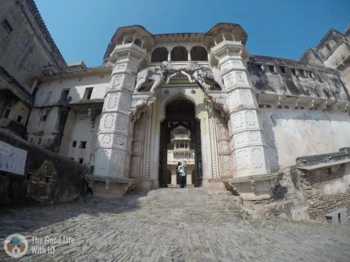 Garh Palace - GoPro HERO 5 Black