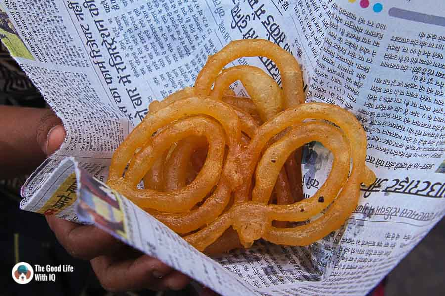 Jalebis - 12 interesting Indian veggie dishes