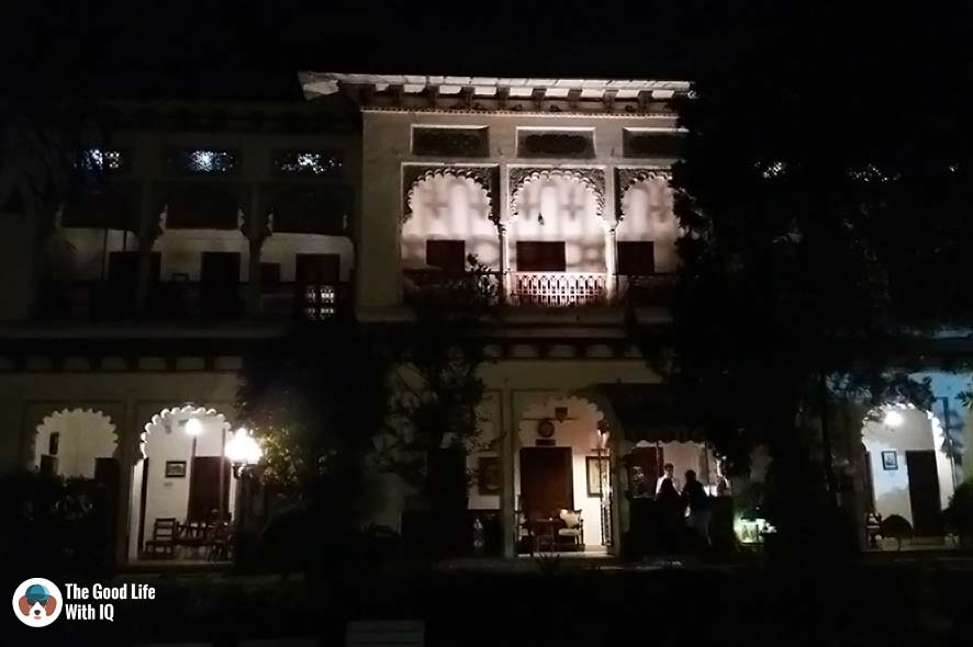Mahendra Prakash Hotel, Udaipur