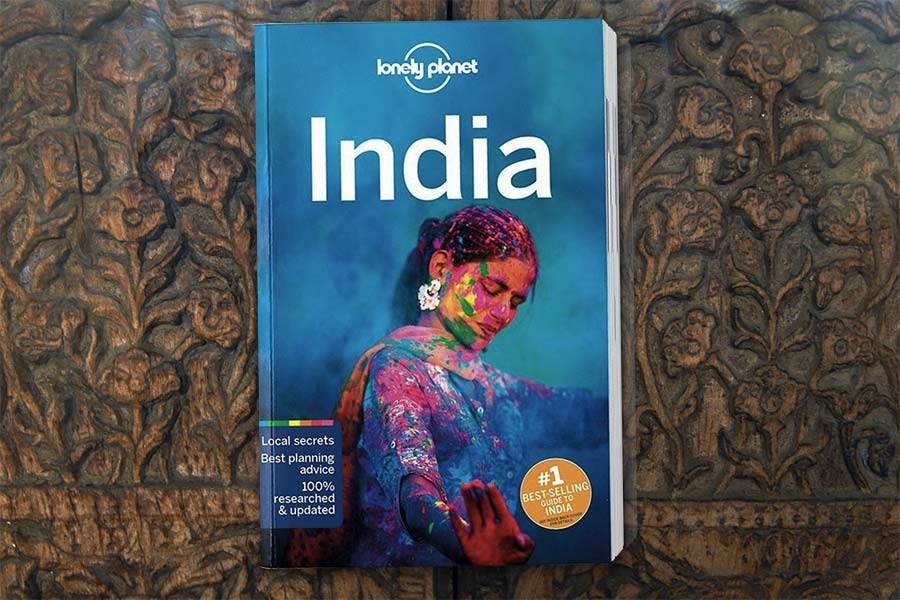 LP India guide - 100th post thank-you giveaway