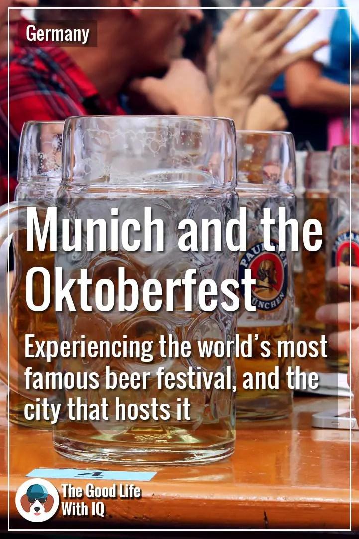 Pinterest thumbnail - Munich Oktoberfest