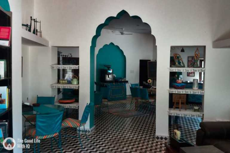 Dhonk Cafe, Sawai Madhopur - Off-beat experiences in Rajasthan