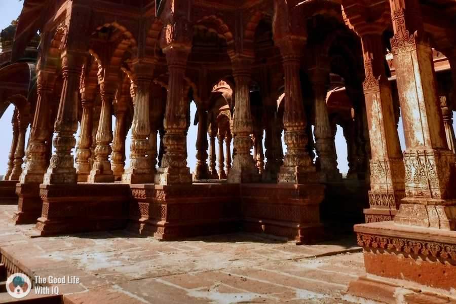 Royal cenotaphs, Pokhran - Off-beat Rajasthan experiences