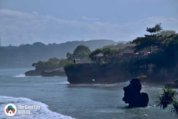 Ceningan coast, Bali