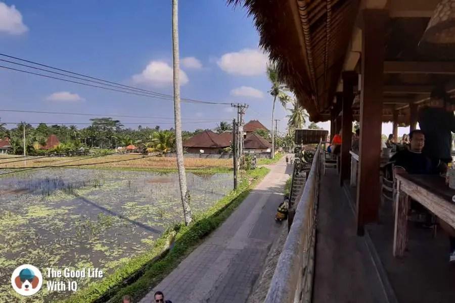 Karsa cafe - Ubud Bali