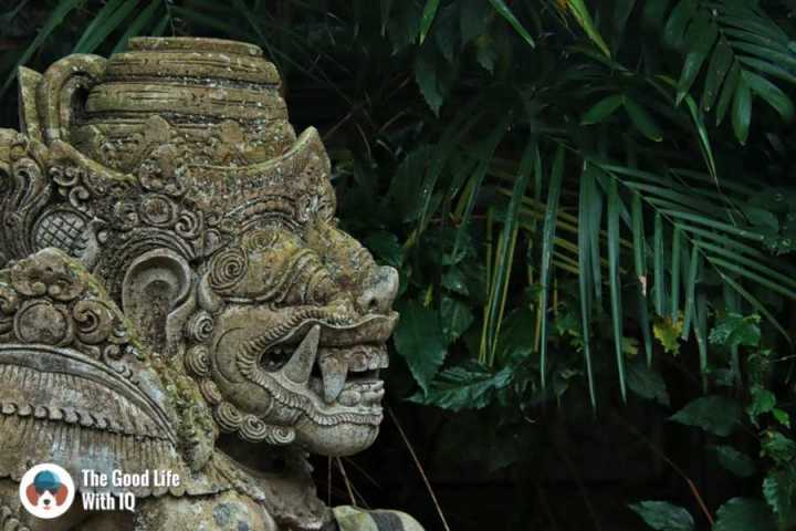 Guardian, Ouri Kantor - Three days in ubud, Bali