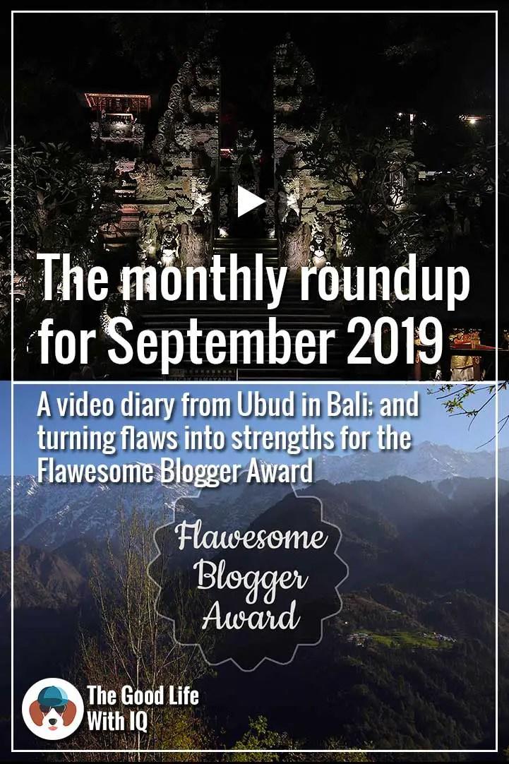 Pinterest thumbnail - Roundup September 2019