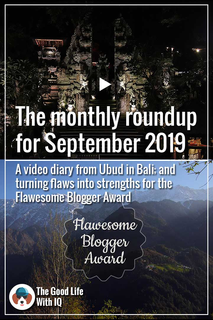 Pinterest thumbnail - Roundup September 2019
