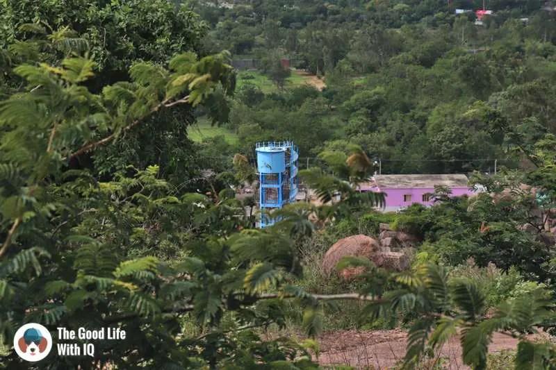 Water tank, Hyderabad