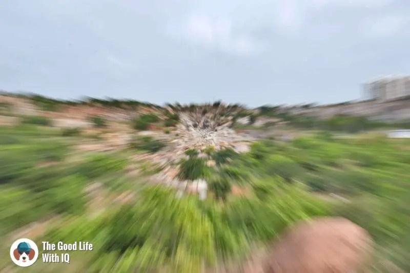 Quarry, Khanapur hill