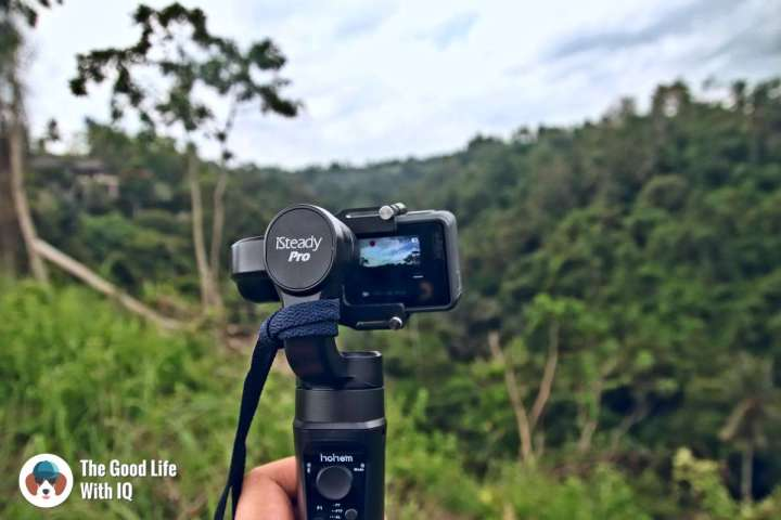 Hohem iSteady Pro - Campuhan ridge, Ubud, Bali