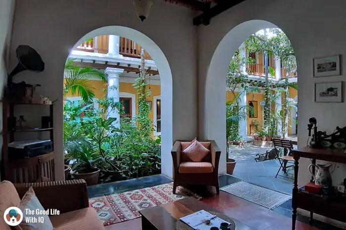Gratitude Heritage, Pondicherry - Unique hotels in India