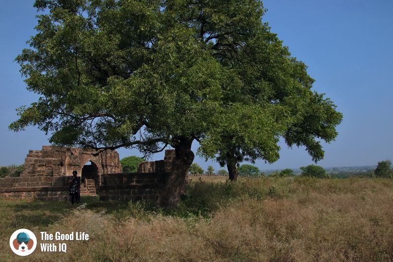 Pavilion - Bidar - Hyderabad to Bidar road trip