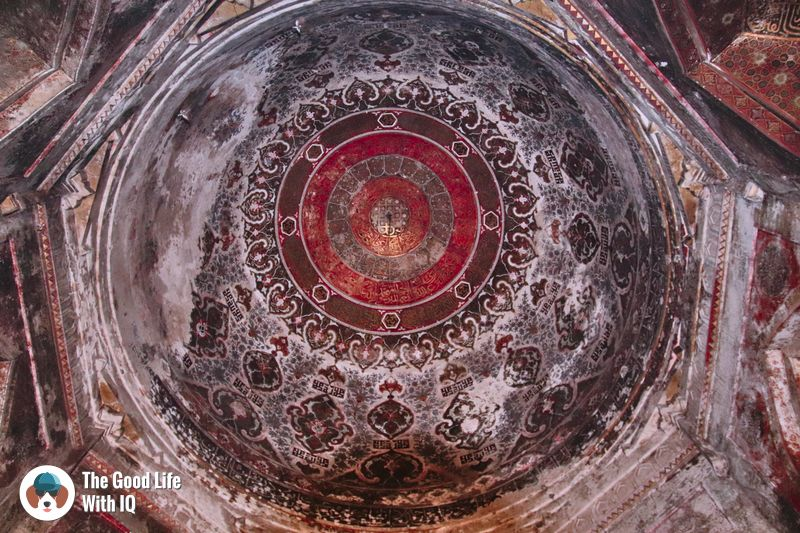 tomb ceiling - bidar