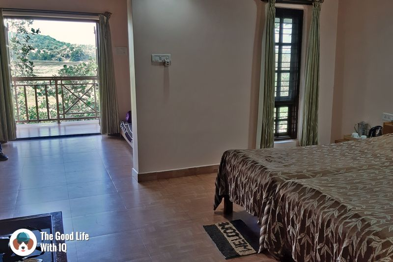 room - blackbuck resort, bidar