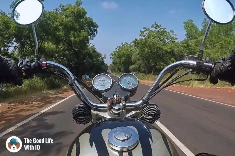 Smooth road to Bidar