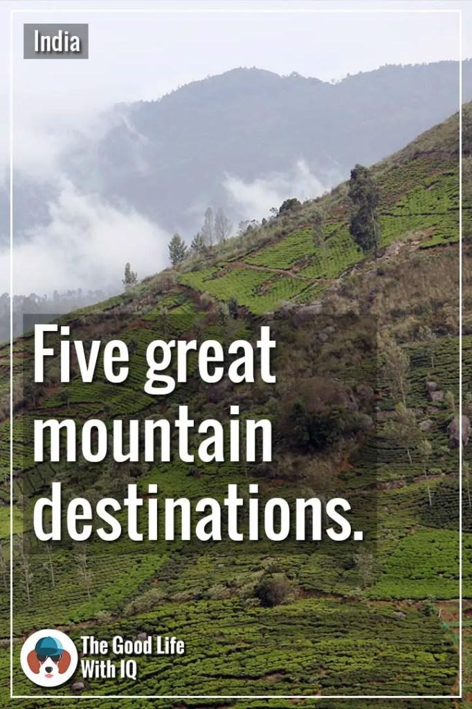 Mountain destinations - Pinterest thumbnail